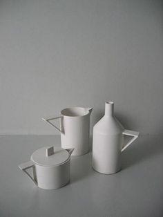 white ceramic