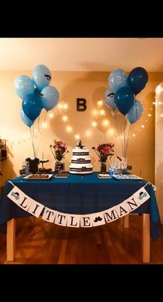 Baby Boy Decorations for Baby Shower . 30 Best Of Baby Boy Decorations for Baby Shower . Elephant Baby Shower for Baby Boy 2 In 2019 Birthday Decorations For Men, Party Themes For Boys, Baby Shower Decorations For Boys, Baby Shower Themes, Shower Ideas, Baby Boy Birthday Decoration, Teddy Bear Baby Shower, Baby Boy Shower, Baby Showers