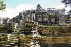 Angkor Thom-Baphuon Temple, Cambodia: 31 Most Beautiful Places You Must Visit Before You Die! Going there!