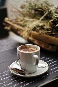 Café du matin !