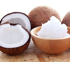 5 Best Uses of Coconut Oil For Hair- add sandalwood or geranium oil