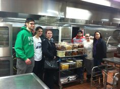 Meet one of the founding chapters of FRN, FRN @ UMD! http://www.foodrecoverynetworkumd.blogspot.com/