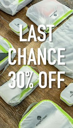 Don't miss your chance to save 30% on select styles! Click here to save on organizers, wheeled luggage, and everyday packs for your next excursion near or far. Travel Luggage, Travel Backpack, Eagle Creek Luggage, Lightweight Luggage, Packing Tips, Travel Accessories, Organizers, Traveling By Yourself, Backpacks