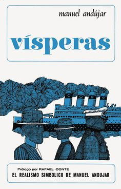 cool cover from this trilogy of Manuel Andújar, published in 1970!!