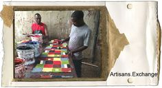 Just 14 days until we launch our campaign on IndieGogo that will enable artisans from Tonga Textiles in Zimbabwe to create art. http://Artisans.Exchange. Register now to get your Angel invite.