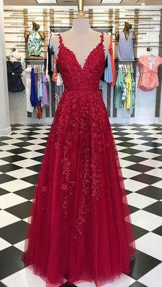 Lace Prom Dress For Teens, Special Occasion Dress, Evening Dress, Dance Dresses, Graduation School P Prom Dresses For Teens, Grad Dresses, Dance Dresses, Evening Dresses, Formal Dresses, Modest Dresses, Modest Outfits, Bridesmaid Dresses, Party Gowns