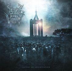 """Seize The Vatican"" front CD artwork by Pierre-Alain D."