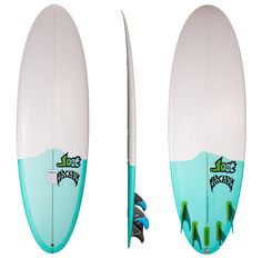 I want this Lost surfboard.