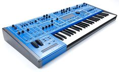 Oberheim OB-12  It can sound shit, and it can sound sublime - a real Marmite synth! Mine was bought to resell at great profit, but...