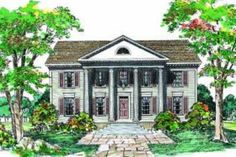 House Plan 72-148