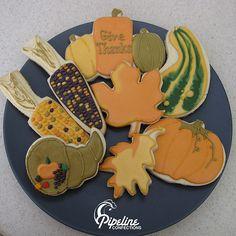 Thanksgiving Cookies | Flickr – Chia sẻ ảnh!