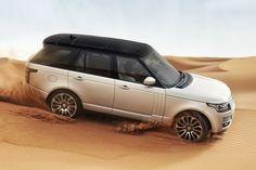 Range Rover 4 : Le vaisseau tout-terrain de Luxe