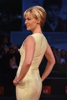 January Jones at an event in 2015.