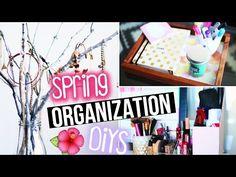 DIYs to Get Organize