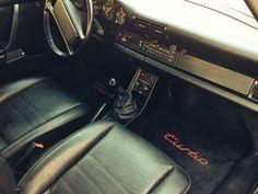 My 87 interior