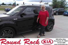 https://flic.kr/p/GqwJwU | Congratulations Rosa on your #Kia #Soul from LATONYA CARR at Round Rock Kia! | deliverymaxx.com/DealerReviews.aspx?DealerCode=K449