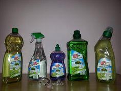 Recenzie: produse pentru curatenie W5 eco de la Lidl