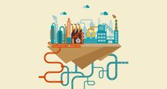 The Future of Manufacturing is Distributed – Among Other Things.