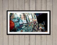 Fotografia di New York Times Square stampa fineart di ArchiPhoto, €24.00
