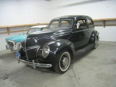 The Norm Miller Collection - 1939 Ford by dmoondog, via Flickr