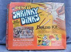 vintage shrinky dinks - Bing Images