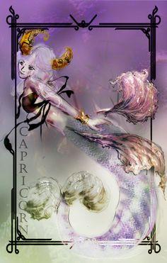 Capricorn by ~ArtSerenity on deviantART