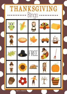 Free Printable Christmas Bingo Cards I played this with my 2 yr old and my 5 yr old using mini marshmallows-they loved it! The winner got to eat his/her marshmallows from the winning bingo line. Thanksgiving Bingo, Thanksgiving Activities, Thanksgiving Crafts, Fall Crafts, November Thanksgiving, Thanksgiving Prayer, Thanksgiving Appetizers, Thanksgiving Outfit, Thanksgiving Decorations