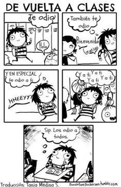 23 comics que demuestran lo difícil que es entender a las mujeres - Imagen 6