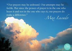 max lucado books pinterest | Max lucado, quotes, sayings, power of prayer