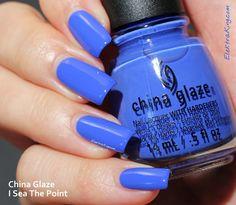 China Glaze I Sea The Point