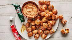pretzel bites   bon appetit