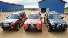 Les voitures «Kantanka» made in Ghana devraient bientôt être commercialisées