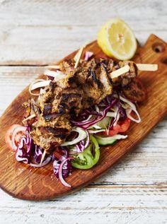 Nigerian Suyu | Friday Night Feasts | Jamie Oliver