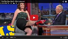 Tina Fey has a little one in the terrifying threes. If you have one in this stage, used to or just feel like laughing - this clip is pure gold.