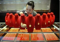 Investment and Trading: Global gold demand plateaus as Chinese jewellery Free Weekly Newsletters:  http://www.tradingprofits4u.com/