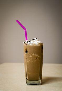 coffee keto shake