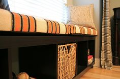 red tote with side piping - Google Search