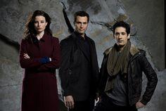 Continuum TV Show Cast -