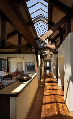 I love this.. Why don't we use natural lighting in our homes anymore?