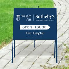 Sotheby's International Realty® Open House & Directional Signs-A218_18X24_AGT_25