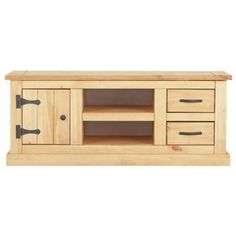 Buy San Diego 2 Drawer TV Unit - Antique Solid Pine at Argos.co.uk - Your Online Shop for Entertainment cabinets and units, TV stands.