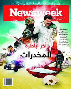 November 8, 2017 Issue El Chapo, The Last Kingpin Newsweek Middle East Arabic
