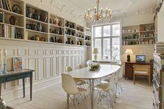 rum&design: Høje paneler ...