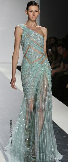 63 best Sheer Designer Evening Gowns - Darius images on Pinterest ...