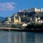 "Salzburg, Austria:  Where a lot of ""The Sound of Music"" was filmed. :)"