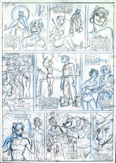 Blacksad 05 ( Amarillo) 1/2 by Juanjo Guarnido, Juan Diaz Canales - Comic Strip