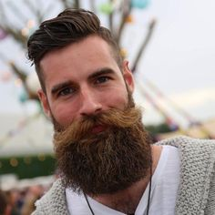 "1,436 Likes, 8 Comments - BEARDS IN THE WORLD (@beard4all) on Instagram: ""@leon.amm"
