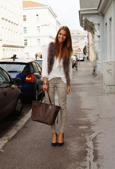 Louis-Vuitton-Neverfull-MM-Damier-Ebene-Shoulder-Bag-Tote-free-fast-ship-made-in-france