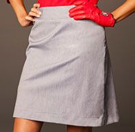 Spring Pleated Skort from Lizzie Driver