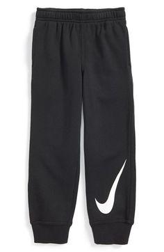 Nike 'N45 HBR' Fleece Sweatpants (Toddler Boys & Little Boys)
